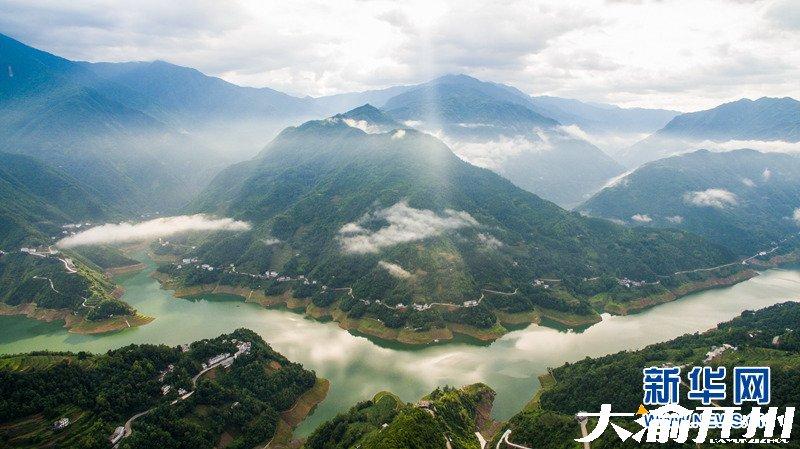 重庆30个最美乡村揭晓,开州就占了3个!